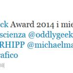 Boomstick award 2014