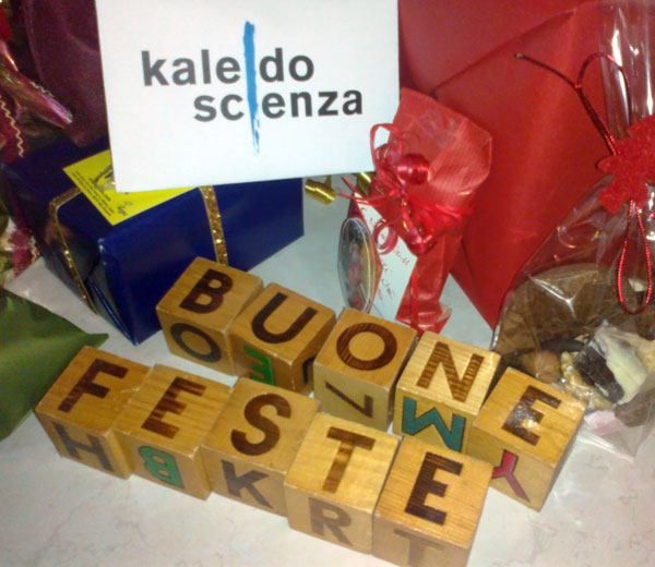 Best Wishes Kaleidoscienza