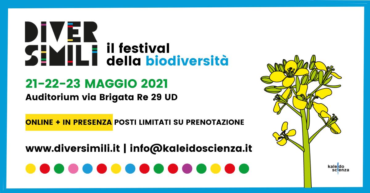 DiverSimili – il festival della biodiversità