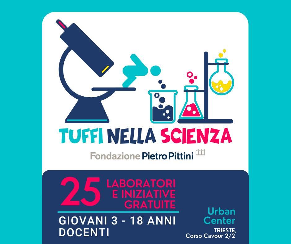 TUFFI NELLA SCIENZA – Trieste, luglio 2021